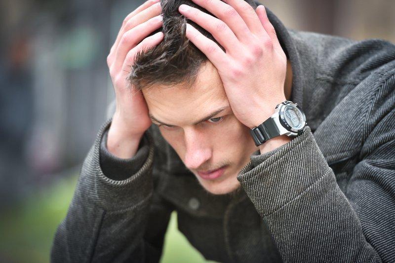 Agitiert depressiv? Agitation bzw. Agitiertheit im Zusammenspiel depressiver Symptomatiken wird oft nicht oder erst sehr spät richtig diagnostiziert (© dobok / stock.adobe.com)