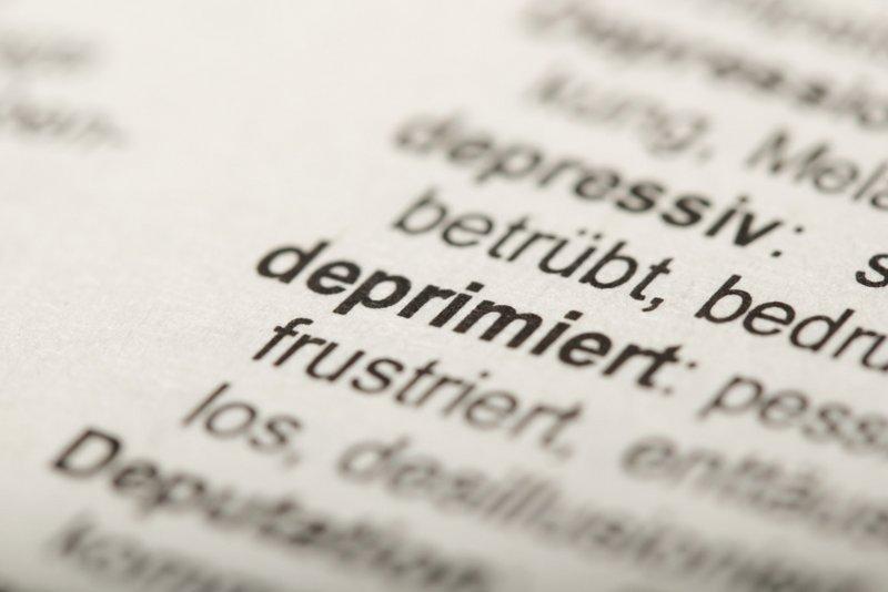 deprimiert / depressiv - Definition und Synonyme (© abcmedia / Fotolia)