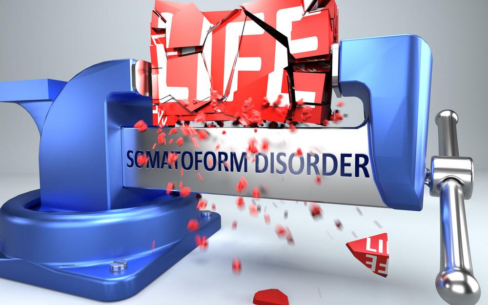 Somatoforme Störung - Diagnose F45.0 nach ICD-10 (© GoodIdeas / stock.adobe.com)